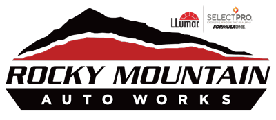 Rocky Mountain Auto Works logo